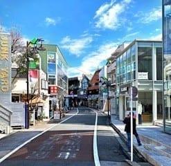 רחובות טוקיו בימי הקורונה | אושן רילוקיישן
