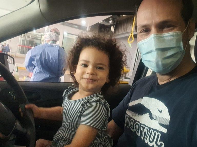 נסיעה ראשונה באוטו לאחר 5 חודשי הסגר, רילוקיישן בפנמה | סיפורו של דניאל שומר - Ocean Relocation
